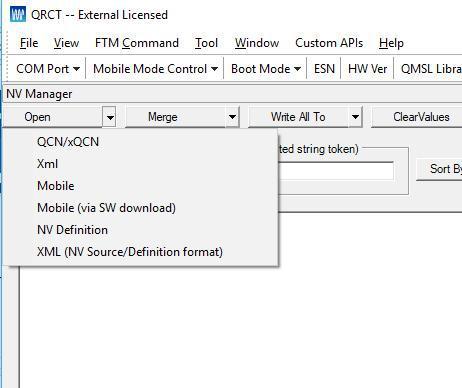 Edit Sony XZ 2G/3G/4G Bands - MT-TECH FI